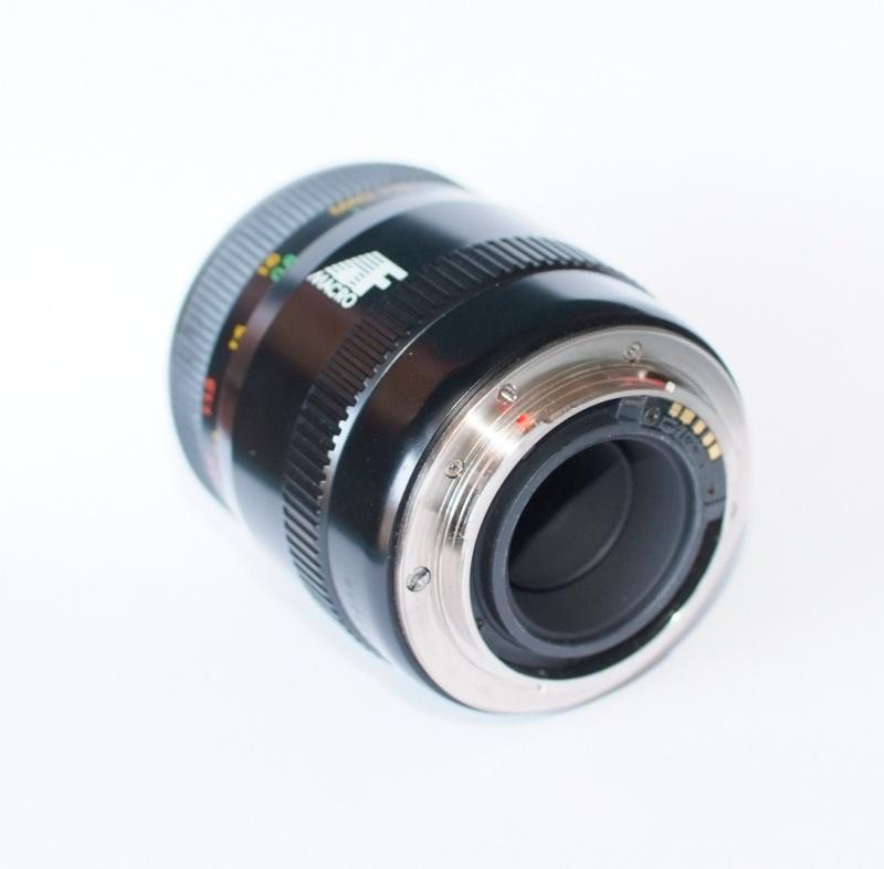 COSINA AF 100mm 3.5 makro 1:2 pro SONY