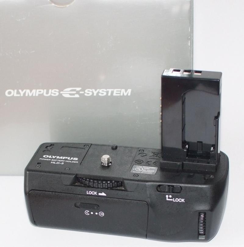 Olympus HLD-5 Grip pro Olympus E620