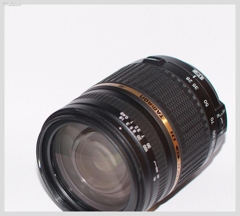 TAMRON AF 28-300mm F/3.5-6.3 VC Di pro Nikon XR LD