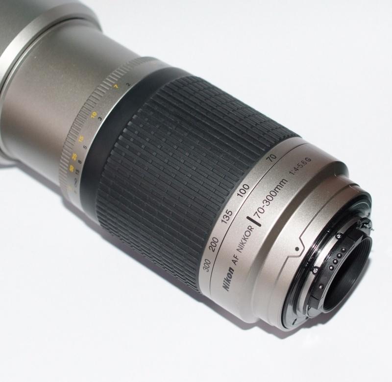 Nikon AF 70-300mm  f4-5.6 G TOPSTAV