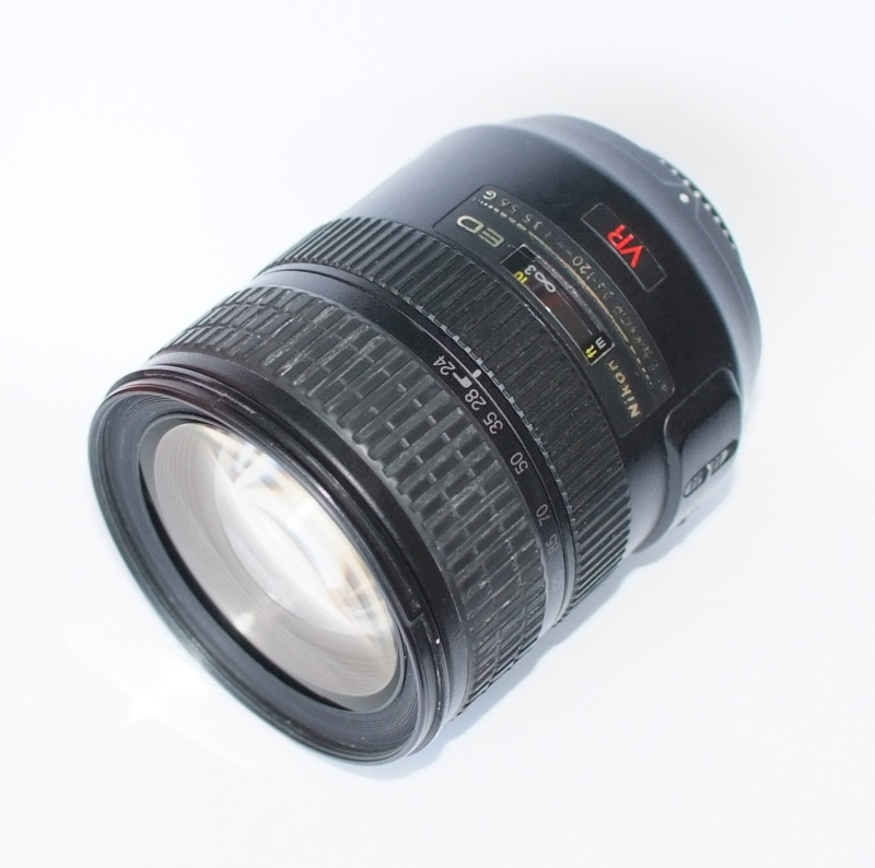Nikkor 24-120mm f/3.5-5.6G IF-ED AF-S VR
