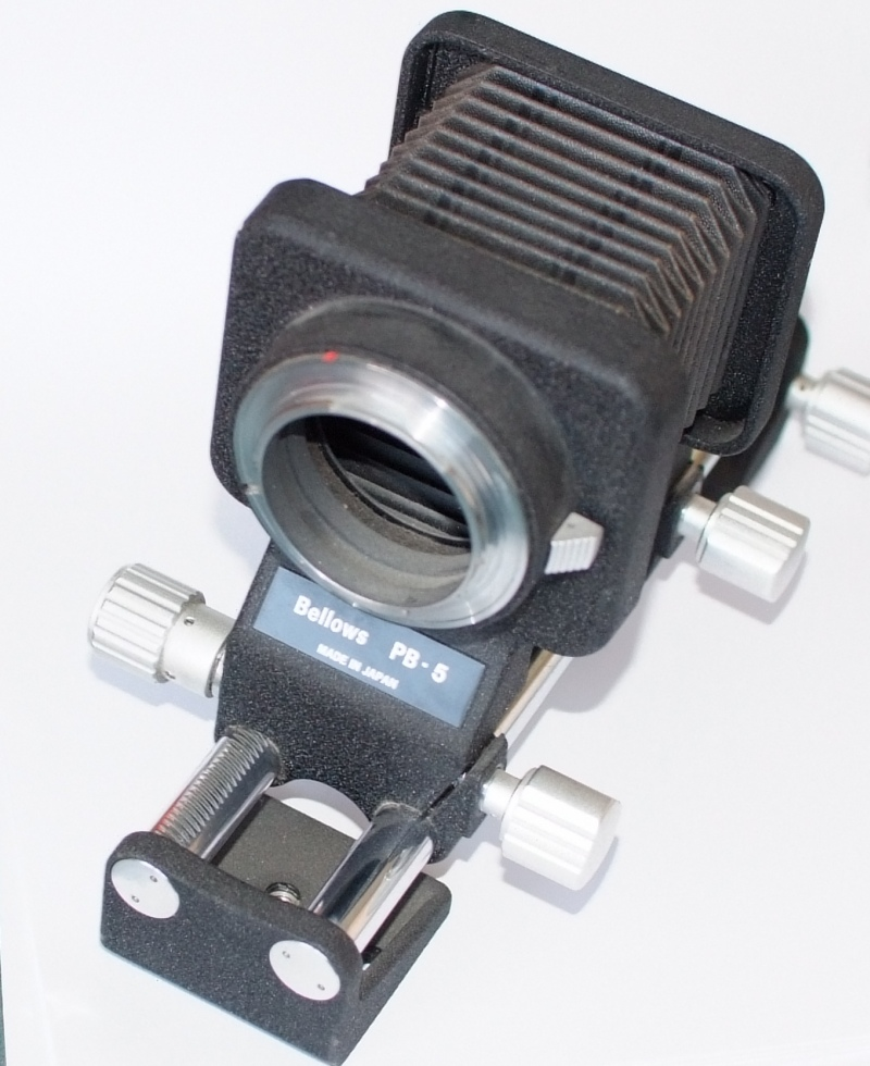 Makro měch Nikon PB-5