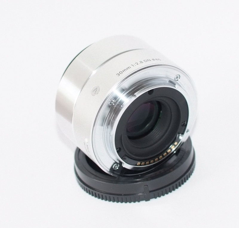 Sigma 30mm f/2,8 DN Art pro Sony NEX