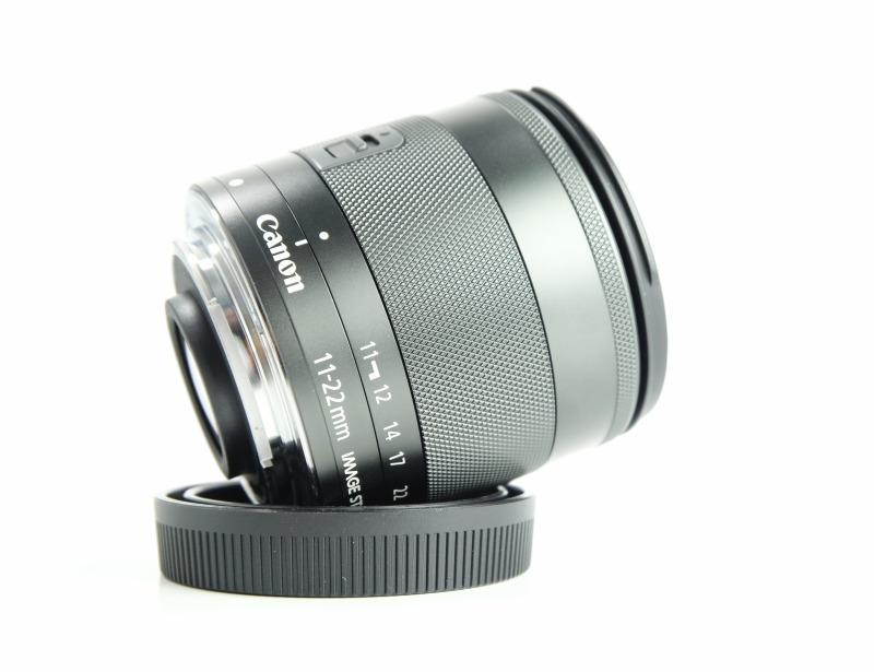 CANON EF-M 11-22 mm f/4-5,6 IS STM TOP