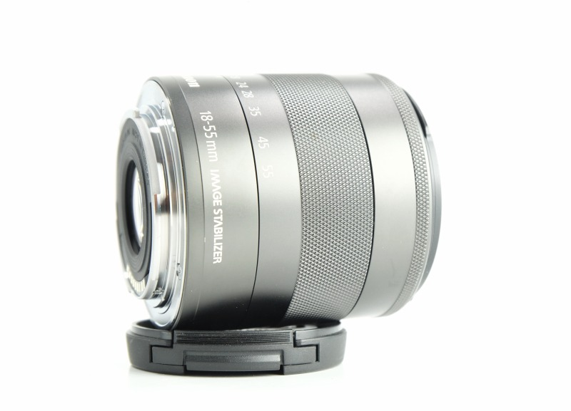 CANON EF-M 18-55 mm f/3,5-5,6 IS STM