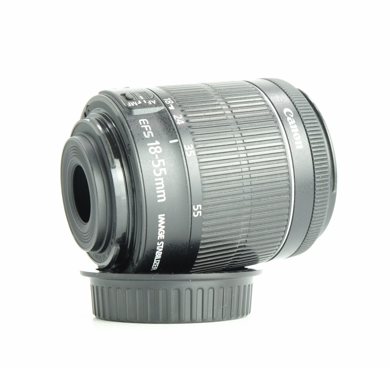CANON EF-S 18-55 mm f/3,5-5,6 IS STM