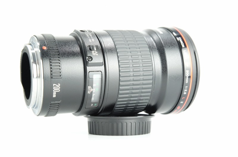 CANON EF 200 mm f/2,8 L II USM TOP