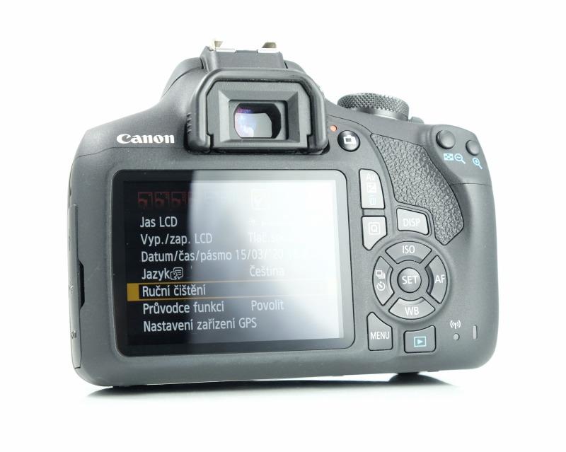 CANON EOS 2000D + 18-55 mm IS II TOP STAV