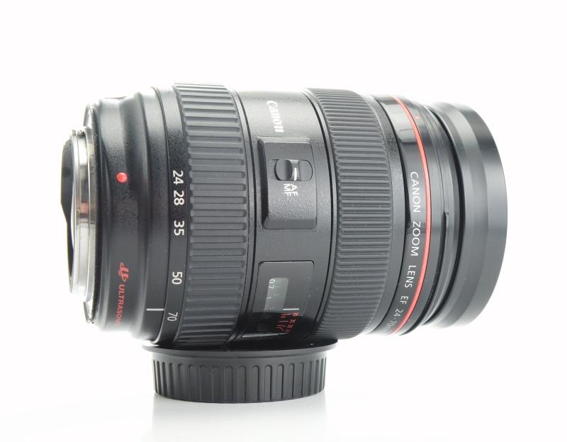 CANON EF 24-70 mm f/2,8 L USM