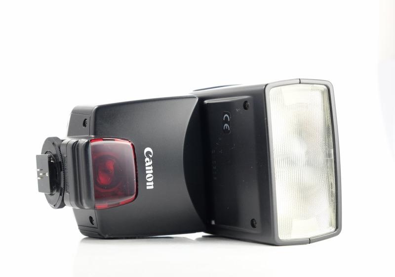 Canon SpeedLite 380EX TOP STAV