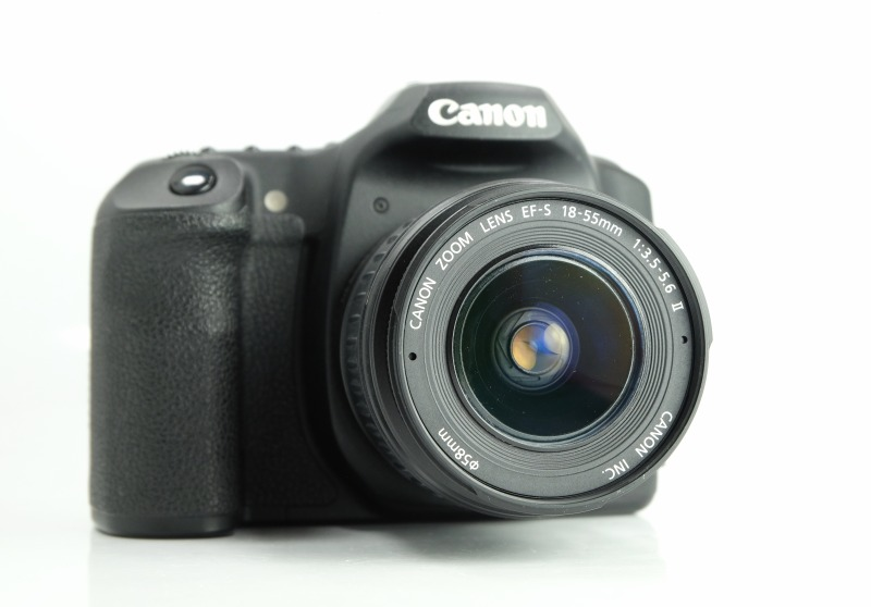 Canon EOS 50D+ Canon EF 18-55mm II