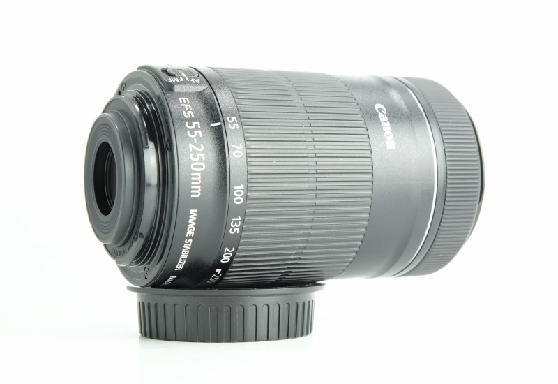 CANON EF-S 55-250 mm f/4,0-5,6 IS STM