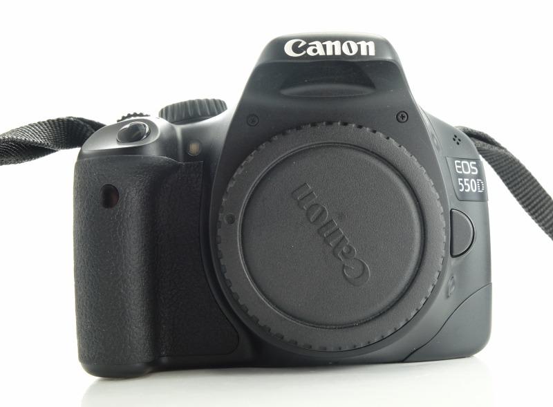 Canon EOS 550D TOP