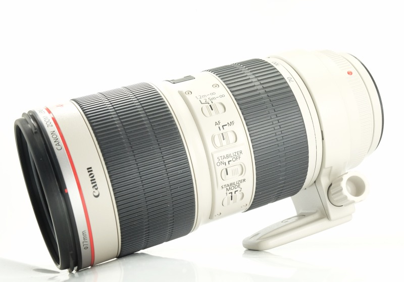 CANON EF 70-200 mm f/2,8 L IS II USM