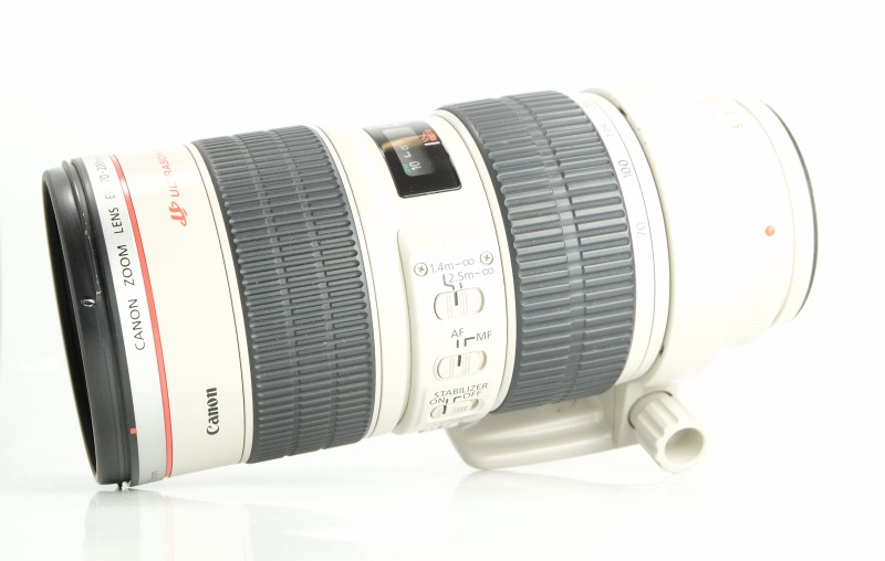 Canon EF 70-200 mm f/2,8 L IS USM