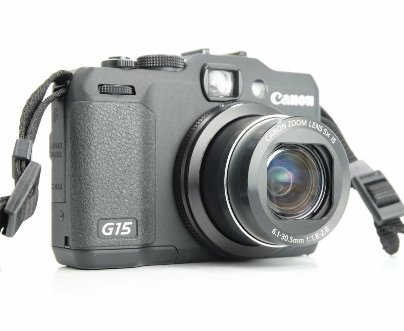 CANON PowerShot G15 SUPER STAV