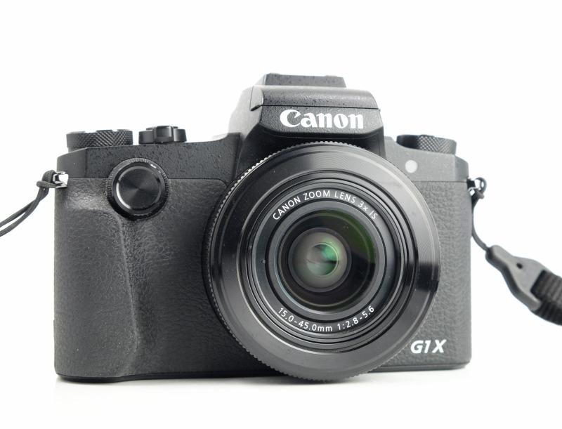 CANON PowerShot G1 X MARK III TOP