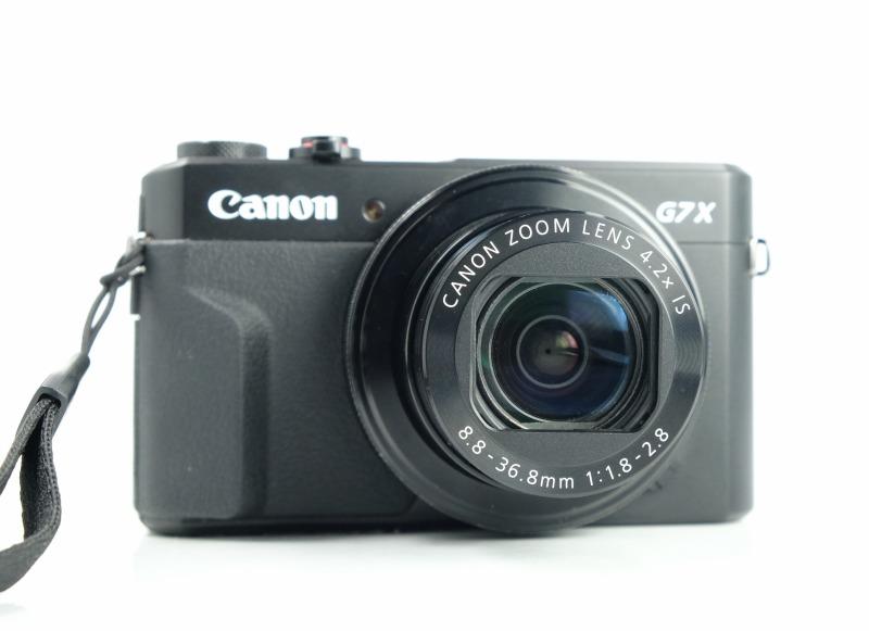 CANON PowerShot G7 X Mark II TOP STAV záruka 6/2021