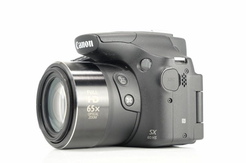 CANON PowerShot SX60 HS TOP STAV