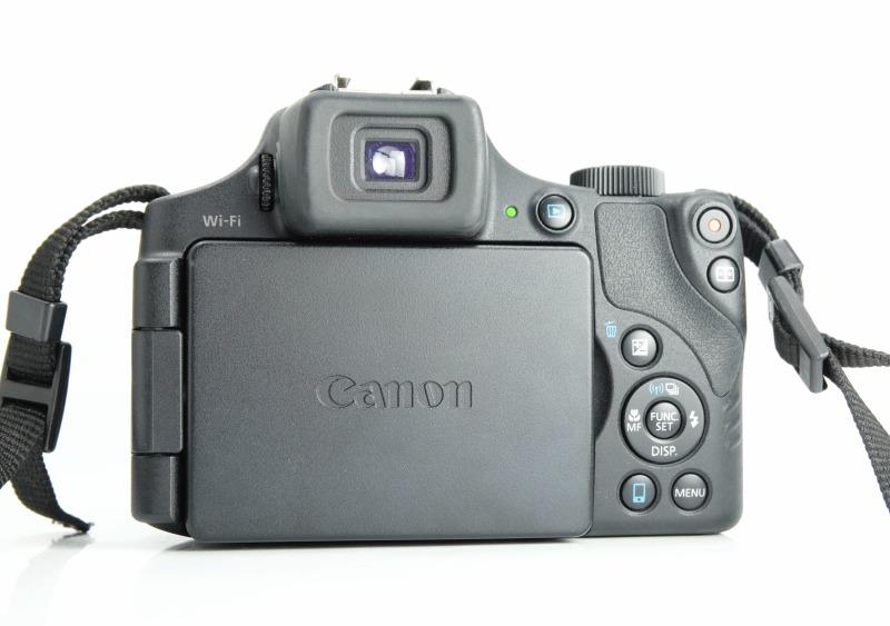 CANON PowerShot SX60 HS SUPER STAV