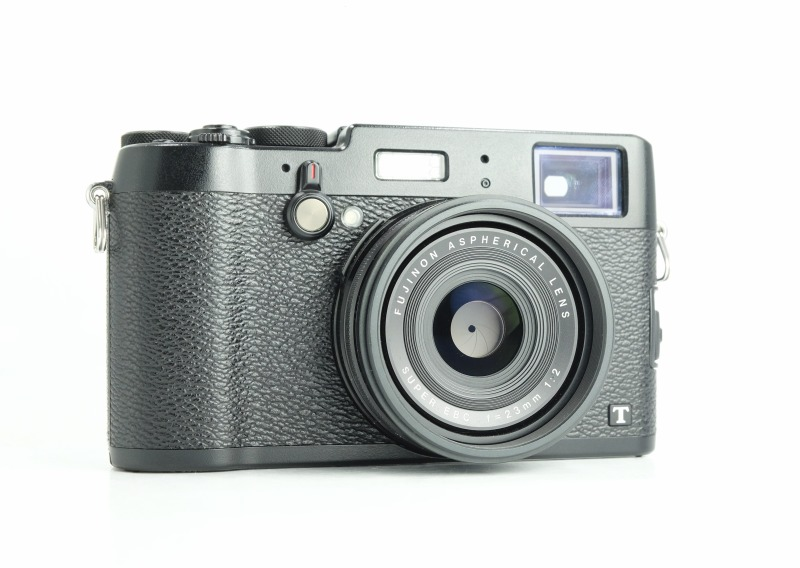 Fujifilm FinePix X100T TOP