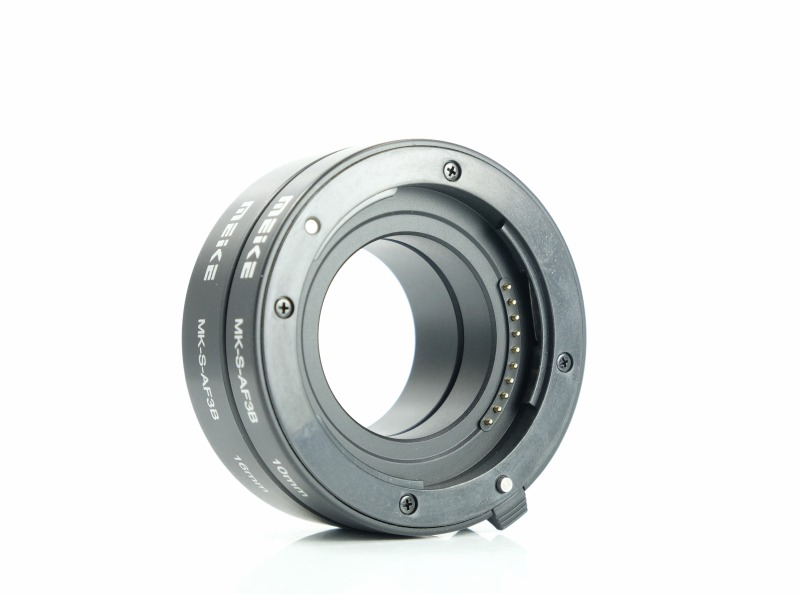MEIKE Mezikroužky set 10/16 mm pro Sony E (APS-C)