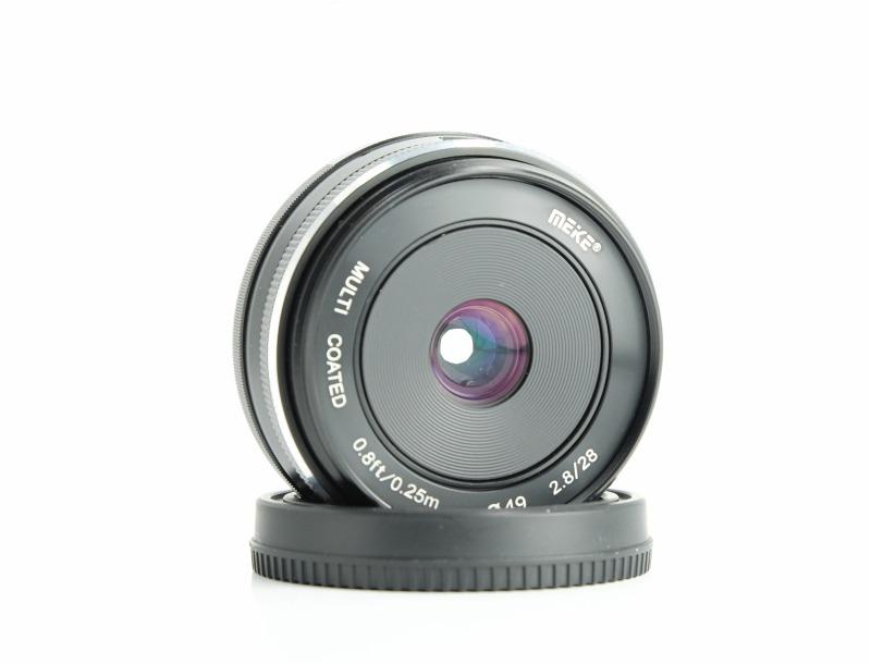 MEIKE 28mm f/2.8 Fuji X