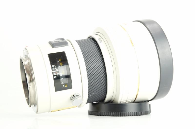 Minolta AF 200mm F2.8 G APO HS