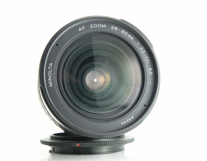 Minolta AF 28-80mm