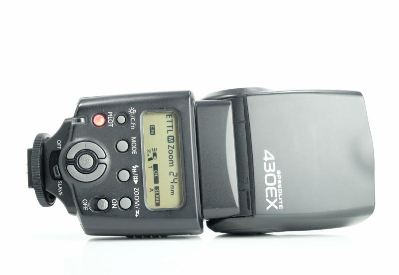 Canon blesk Speedlite 430 EX TOP