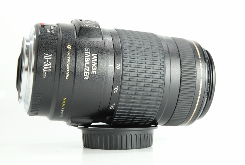 CANON EF 70-300 mm f/4-5,6 IS USM