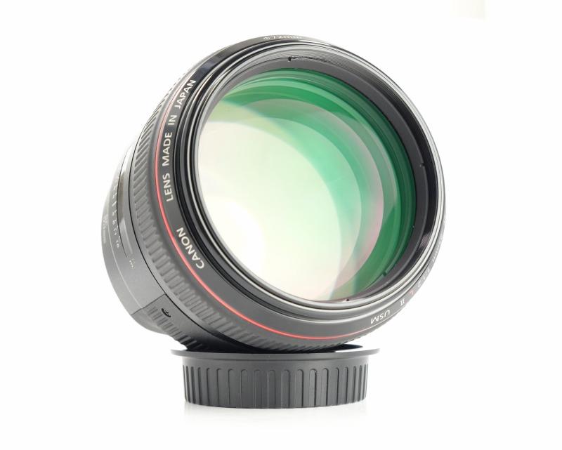 Canon EF 85mm f/1,2 L II USM TOP