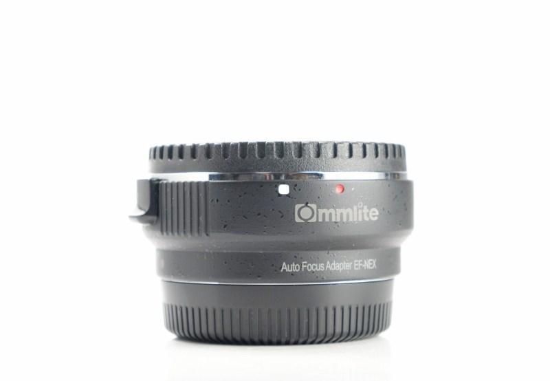 Commlite CM-EF-NEX AF adaptér z Canon EF na Sony E bazar