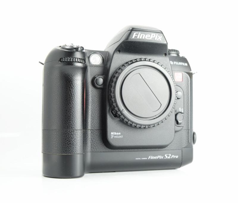 Fuji S2 Pro