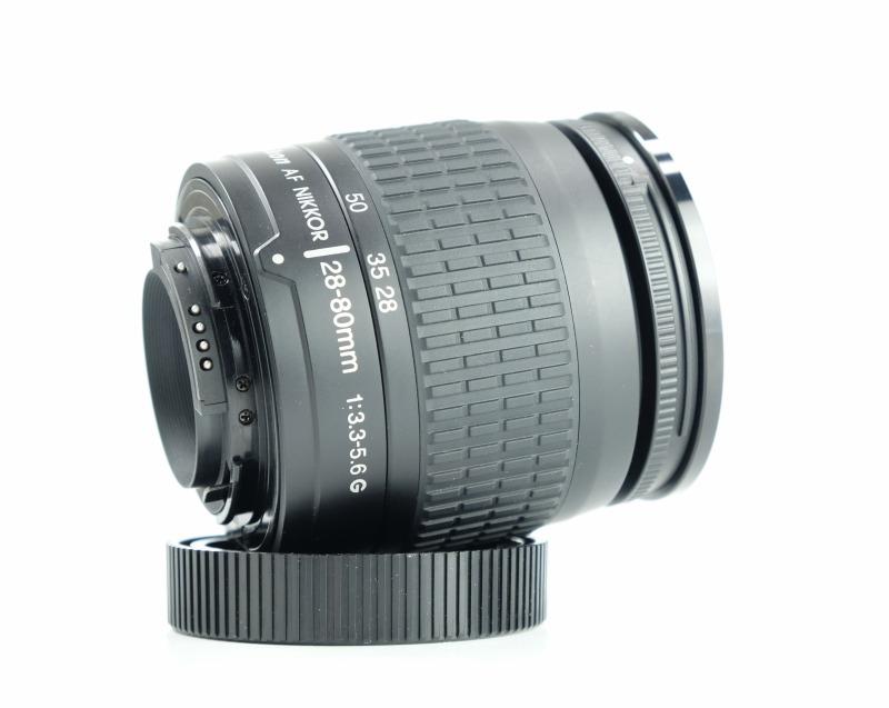 Nikon 28-80 mm F3,3-5,6G AF TOP