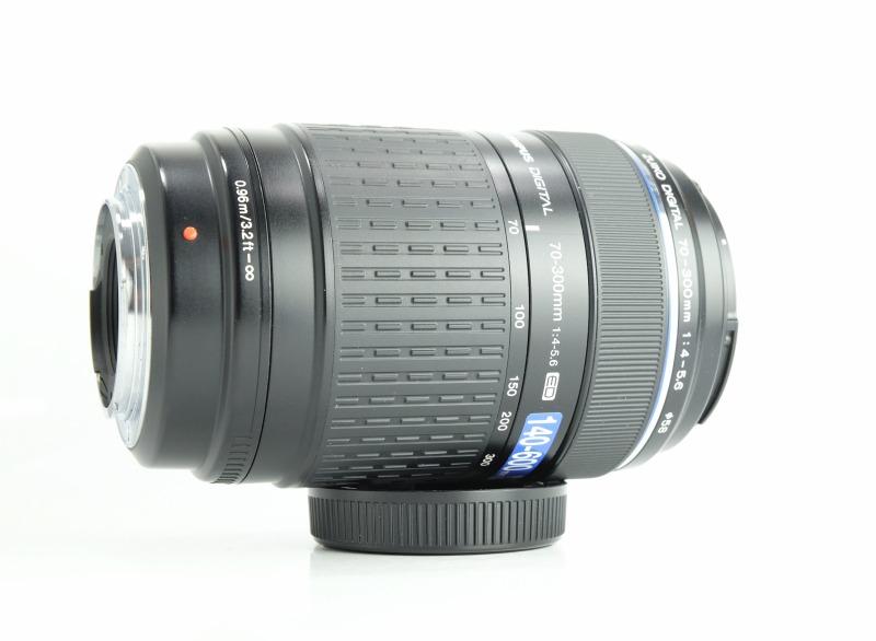 Olympus ZUIKO 70-300mm f/4,0-5,6 EZ