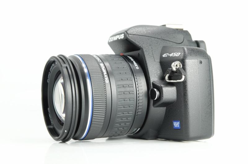 Olympus E-450 + 14-42mm TOP