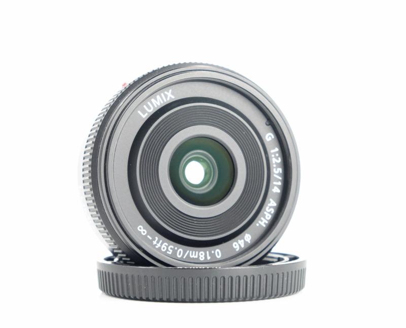 PANASONIC 14 mm f/2,5 ASPH LUMIX G VARIO pro MICRO 4/3