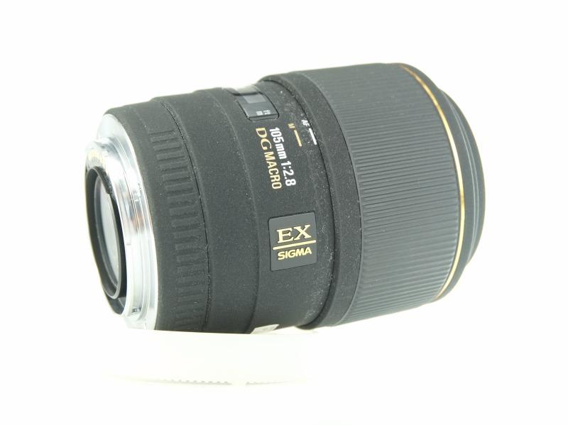 SIGMA 105/2,8 EX DG Macro pro Sony / Minolta