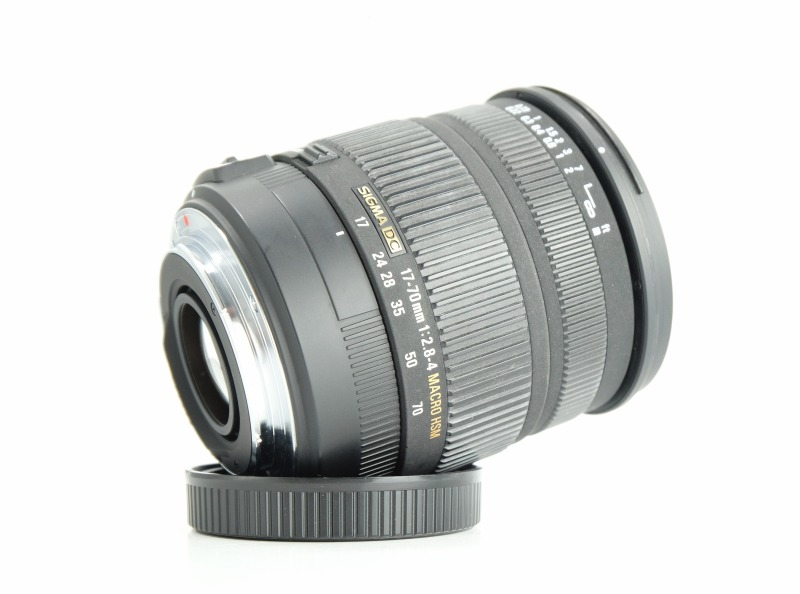 SIGMA 17-70/2,8-4 DC Macro OS HSM pro Canon