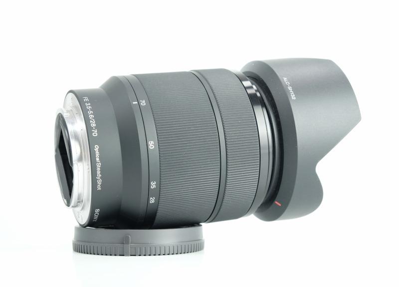 SONY FE 28-70 mm f/3,5-5,6 OSS pro bajonet E full frame