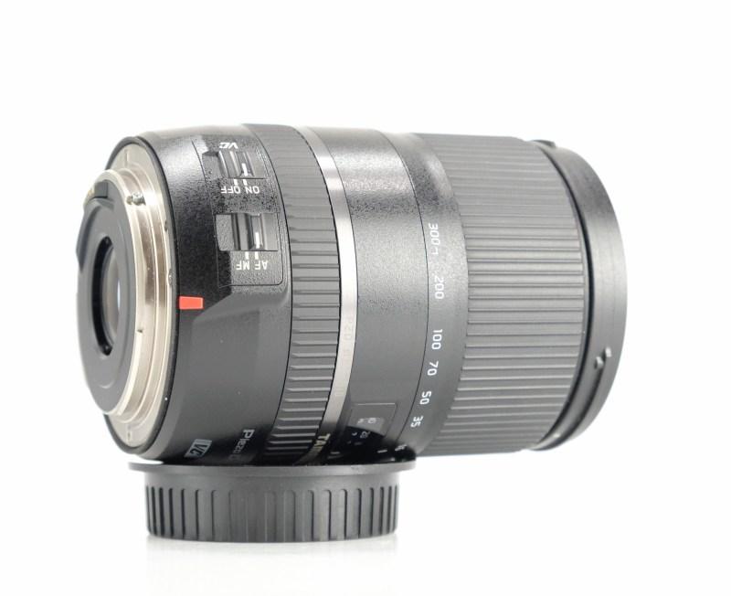 TAMRON 16-300 mm f/3,5-6,3 Di II PZD pro Sony A
