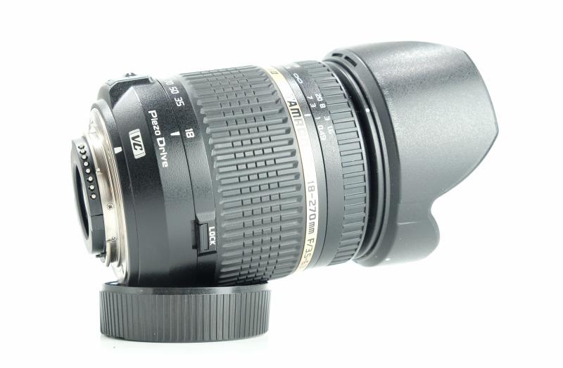TAMRON 18-270 mm f/3,5-6,3 Di II VC pro Nikon