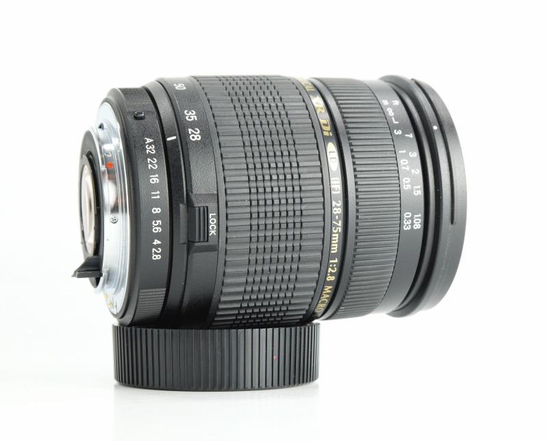TAMRON 28-75 mm f/2,8 SP XR Di Asph. pro Pentax TOP