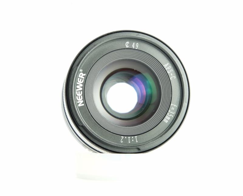 Neewer 35mm f1.2 Lens pro Fuji X