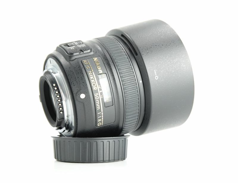 NIKON 50 mm f/1,8 G AF-S TOP STAV