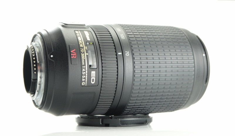 NIKON 70-300 mm f/4,5-5,6 G AF-S VR IF-ED TOP