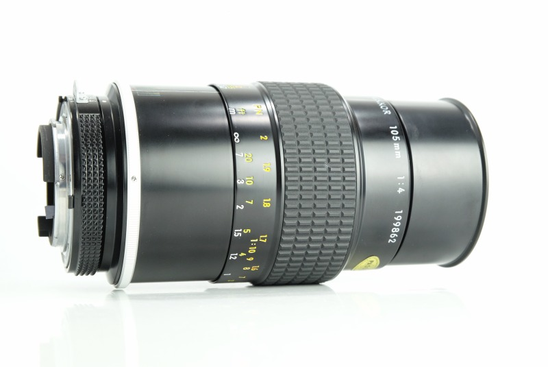 NIKON MF 105mm f4 micro