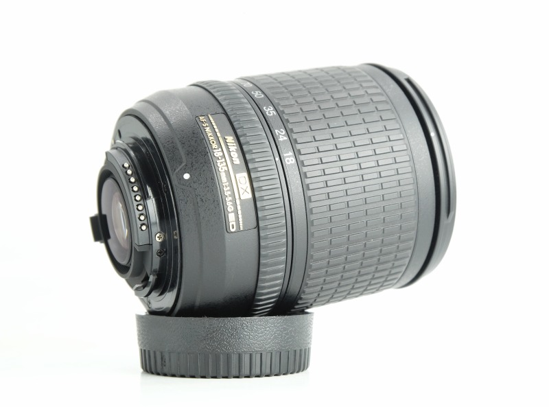 Nikon 18-135 mm F 3,5-5,6G AF-S DX  TOP