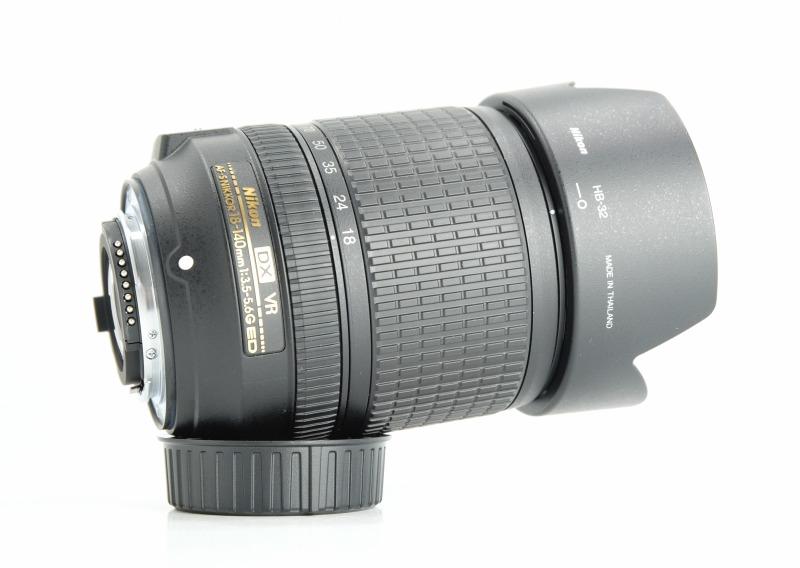 NIKON 18-140 mm f/3,5 5,6G ED VR TOP